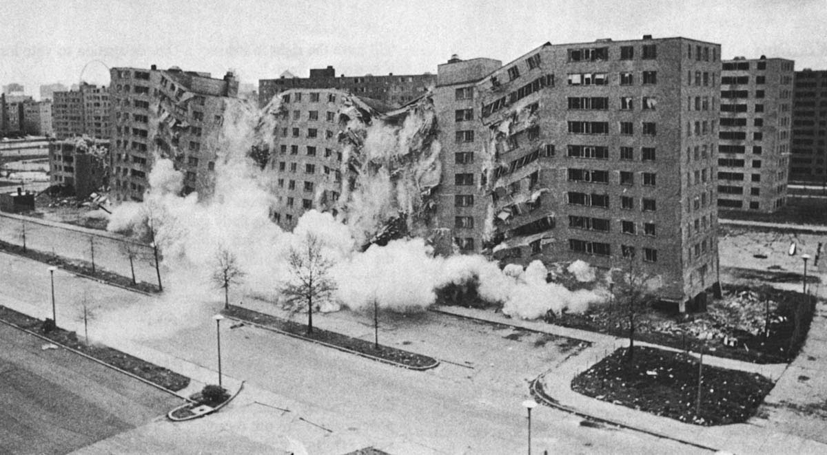 Fallacies Of Master Planning Is Ordos Another Pruitt Igoe